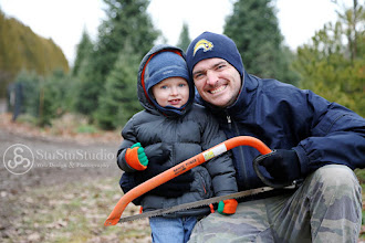 Photo: We cut down our very own Christmas Tree this weekend! Had a great time at Erway's Christmas Tree Adventure in WIlson, NY http://www.erwayschristmastreeadventure.com/ Here is John and I posing for a shot just before cutting down the awesome tree we picked out! Photo by +Nicole M. Stuartfrom +Stu Stu Studio  For #christmastown +Christmas Town by +lane langmade +Gene Bowker +Shantha Marie Fountain +Lynn Langmade +Brad Buckmaster +Michael Albrecht and +Tom McGowan