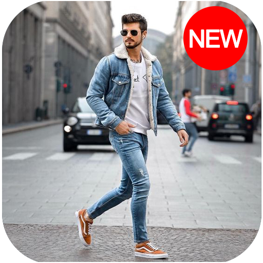 Men fashion 2019 - clothes, hair style, beard