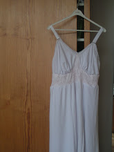 Photo: Sleeping Beautyslipdress. I used a pattern of Ottobre 2/2012, But I drafted my own cups