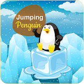 Super Jumping Penguin Adventure Iceland