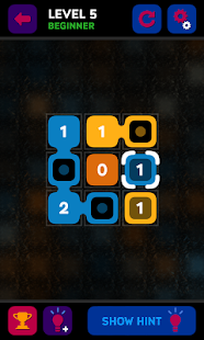 Join Nums - Puzzle Game- screenshot thumbnail