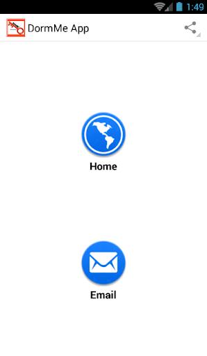 DormMe App