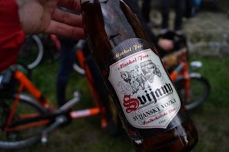 Photo: Náš regionální partner pivovar Svijany nám daroval čtyři přepravky nealko piva Svijanského vozky.