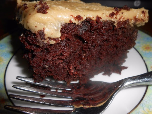 Shut-the-front-door No-egg Chocolate Cake Recipe