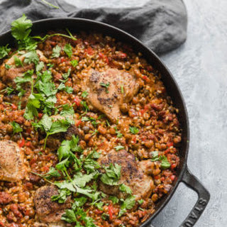 Spanish Chicken and Rice Recipe
