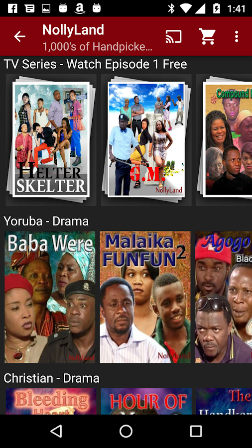 download casino nigerian movie