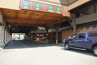 Photo: The Mill Casino entrance