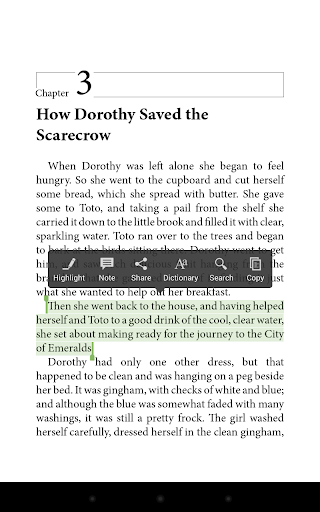 Aldiko Book Reader screenshot 15