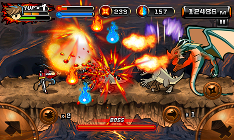 Devil Ninja2 (Cave)- screenshot