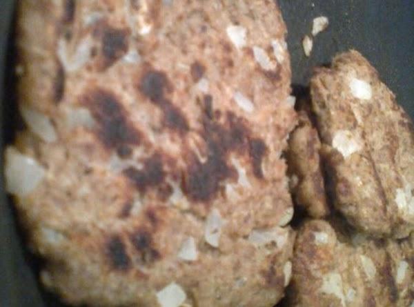 Cook in nonstick skillet, sprayed w/Pam, until golden on both sides. Then, sprinkle the...