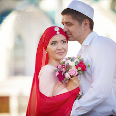 Wedding photographer Dilyara Voronina (DiLyaRa-Voronina). Photo of 14.08.2015
