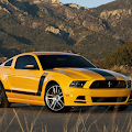 Stunning Ford Mustang Wallpaper APK