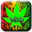 4D Weed Live Wallpaper icon
