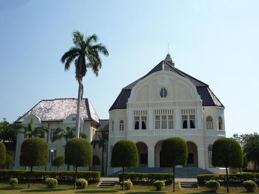 ラマ五世の宮殿