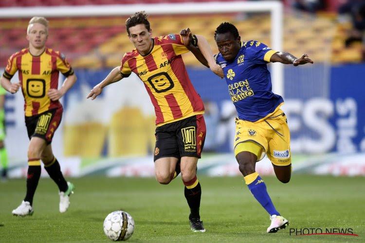 Djené (Saint-Trond) rejoint une formation de Liga