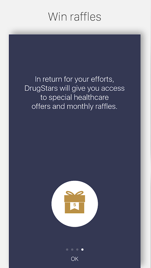 DrugStars #GivingByTaking- screenshot