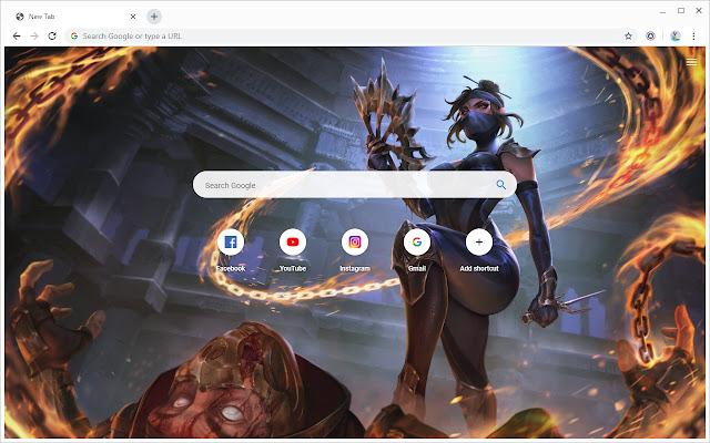 Mortal Kombat 11 Hintergrundbilder Neuer Tab