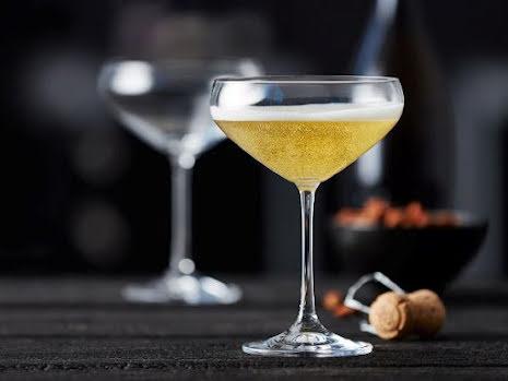Lyngby Glas Juvel Champagneskål 34 cl 4-Pack