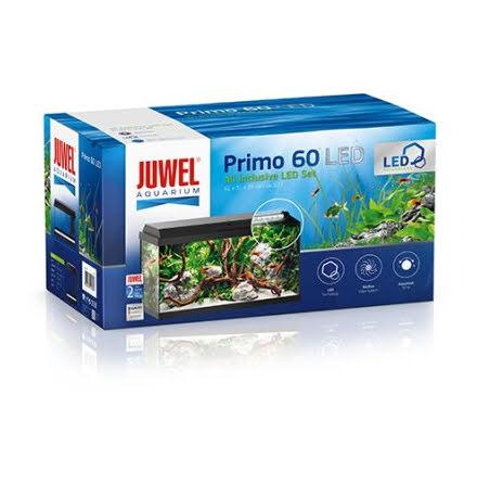 Akvarium Primo 60 Svart