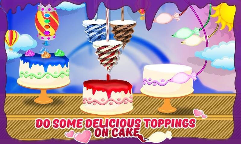 android Usine de gâteau - le dessert Screenshot 2