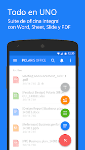 Polaris Office (Pro): Word, Docs, Sheets, Slide, PDF 1