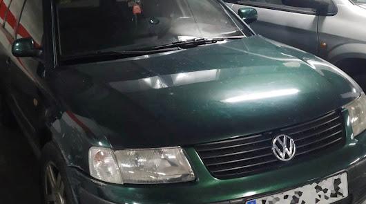 Inmovilizan un taxi pirata en la Rambla de Almería