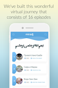 Miradj 360 - hajj guide for muslims - náhled