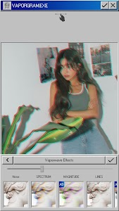 Vaporgram 🌴: Vaporwave, VHS & Glitch Photo Editor 2.4.2