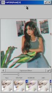 Vaporgram 🌴: Vaporwave, VHS & Glitch Photo Editor 1