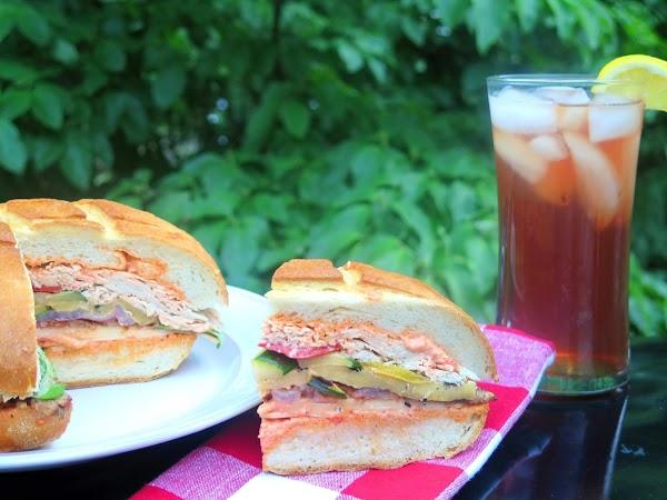 Summer Picnic Sandwich Recipe
