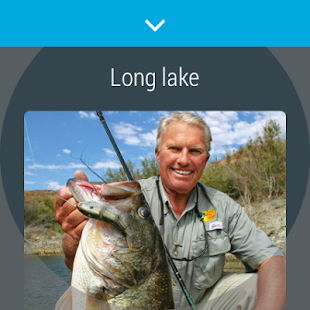 Fishbrain - local fishing map and forecast app Screenshot
