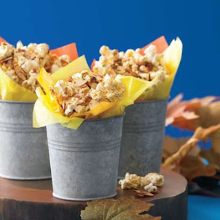 Spicy Maple Bacon, Pop Secret Homestyle Popcorn with Diamond Almonds