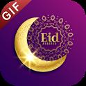 Eid Mubarak GIF : Eid Mubarak Sticker For Whatsapp icon