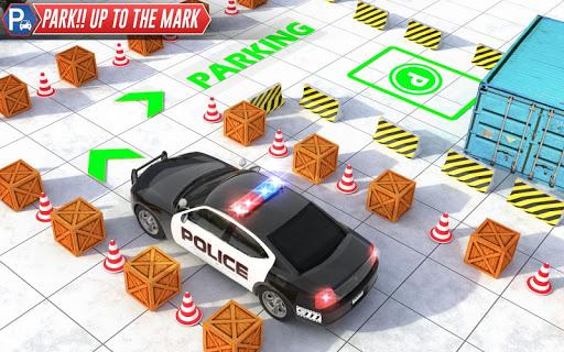 Imágenes de Impossible Police Car Parking Car Driver Simulator 8