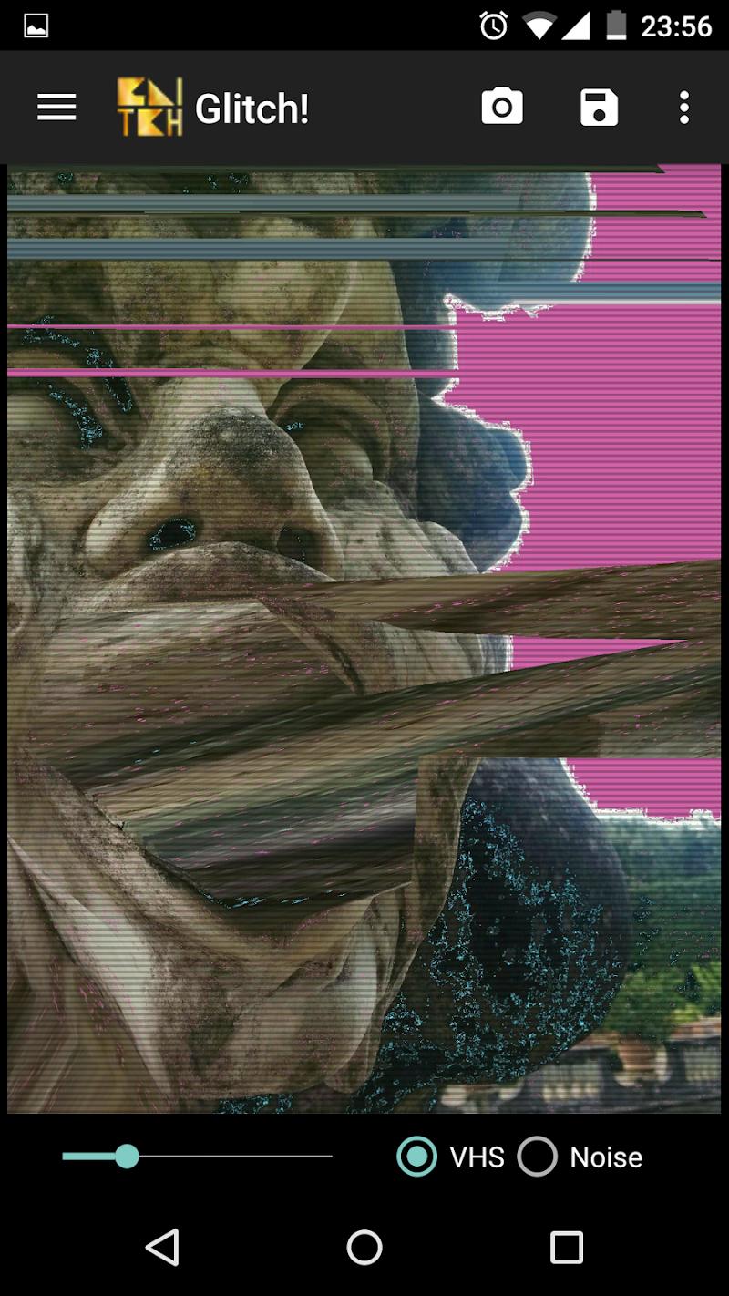 Glitch! (glitch4ndroid) Screenshot 5