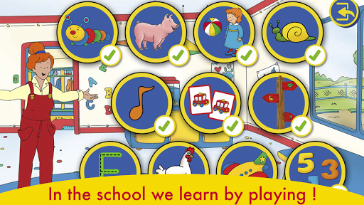 A Day with Caillou 3.0 screenshots 11