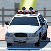 Extreme Police Car Driving SIM