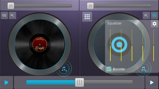 Virtual Mixer for DJs screenshot