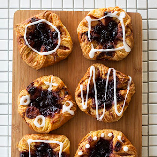 Double Time Cherry Danish