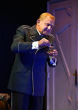 Photo: Wien/ Theater in der Josefstadt: DER GOCKEL von Georges Feydeau. Inszenierung: Josef E. Köpplinger. Premiere 19.11.2015. Martin Zauner. Copyright: Barbara Zeininger