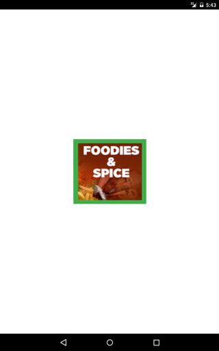 Foodies and Spice