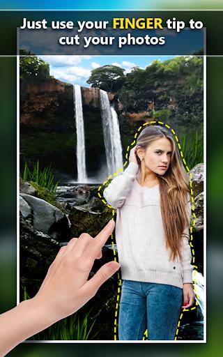Waterfall Photo Frames 1.1 screenshots 7
