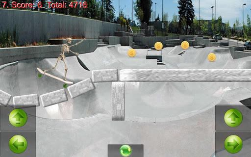 Skeleton Ragdoll, Skater 1.20 screenshots 6