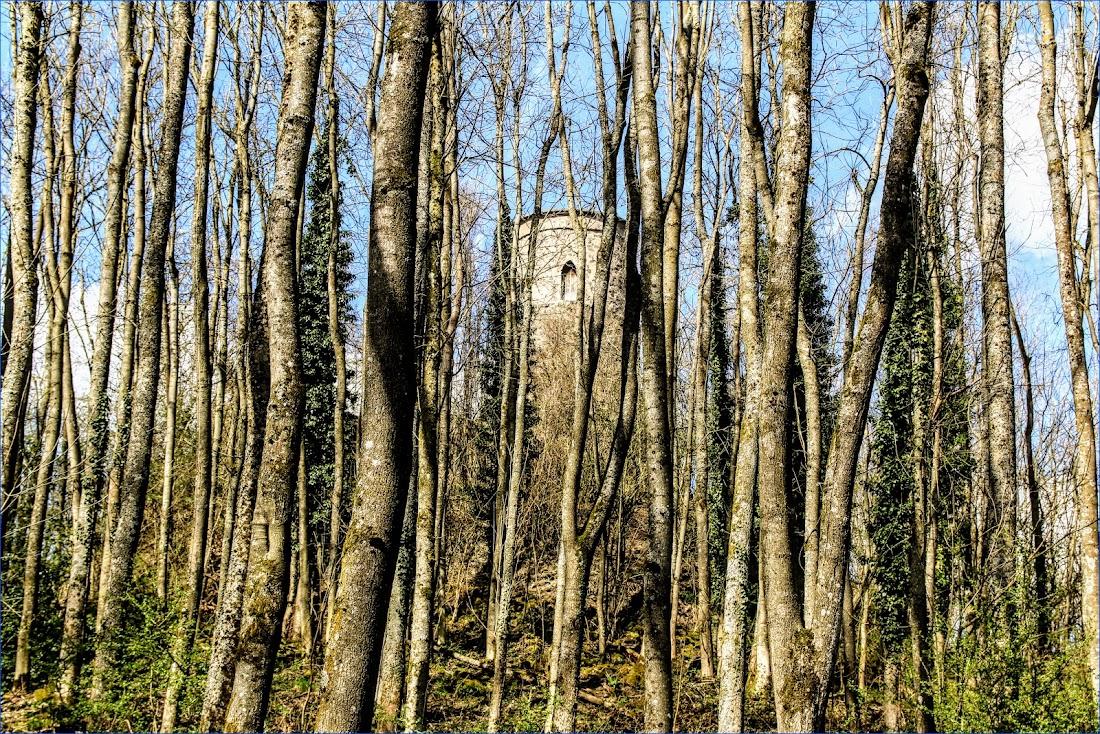 Достопримечательности Вестервальда (Westerwald): замки, церкви, природные виды