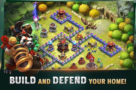 Clash of Lords: Guild Brawl Mod 1.0.408 Apk [Unlimited Money] 1