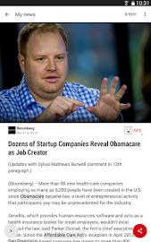 News Republic – Breaking news Screenshot 15