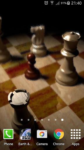 Chess Gyro 3D Parallax Live Wallpaper XLVersion by