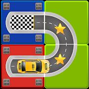 Unblock Taxi - Auto Slide Puzzle