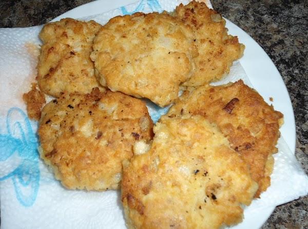 Easy Salmon Croquettes Recipe
