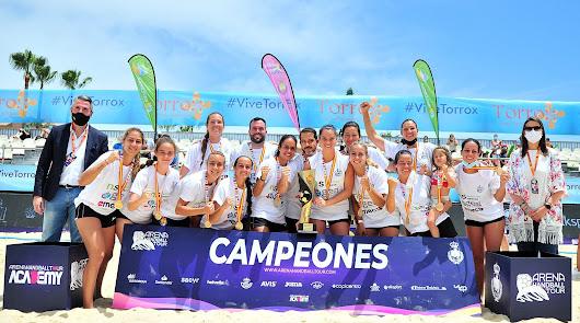 GEA Asesores AM Team Almería, campeón de España